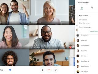 Novos recursos de moderação no Meet para G Suite for Education