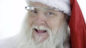 Shoppings Utilizarão Google Glass para Registrar Emoções das Crianças com Papai Noel