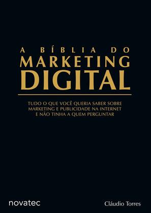 Indicação de livro: A bíblia do marketing