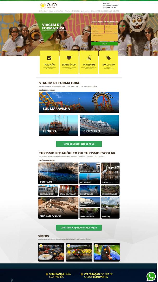 Ouro Brasil Turismo