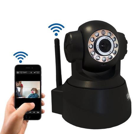 Benefícios das Câmeras IP