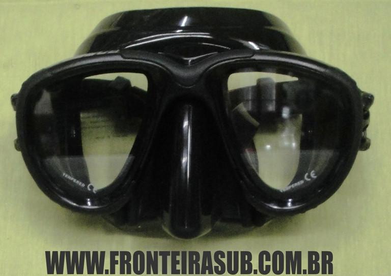 Melhor máscara de mergulho - Pesca Subaquática - Fronteira Sub