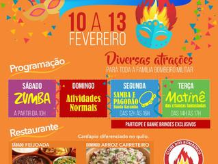 Carnaval do Bombeiro
