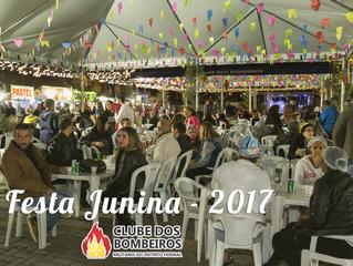 Confira as fotos da Festa Junina - 2017