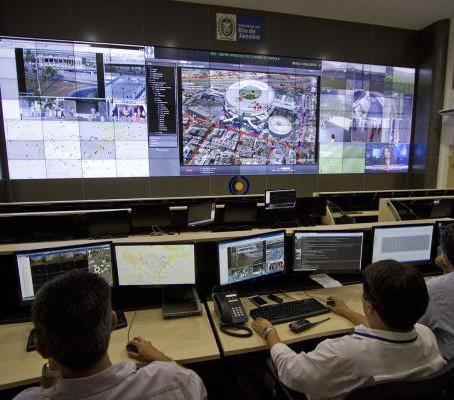 Tecnologia e a Segurança Pública