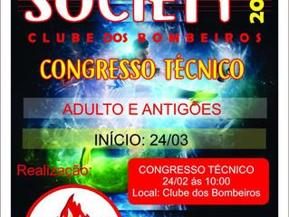 Campeonato de Futebol Society 2018 do Clube dos Bombeiros