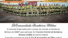 1º Encontro Distrital de Bombeiras Militares