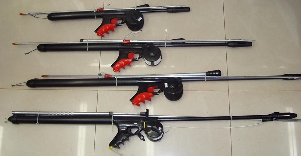 Armas de pesca Sub Baratas - Pesca Subaquática - Fronteira Sub