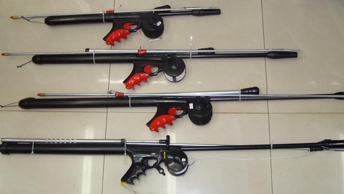 Arma Pneumática - Pesca Sub