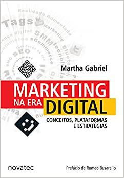 Indicação de livro: Marketing na Era Digital - Conceitos, Plataformas e Estratégias