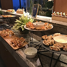 Appetizer Food Bar