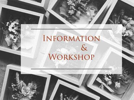 information & workshop
