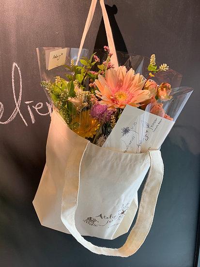 7月9,10,11日Flower delivery