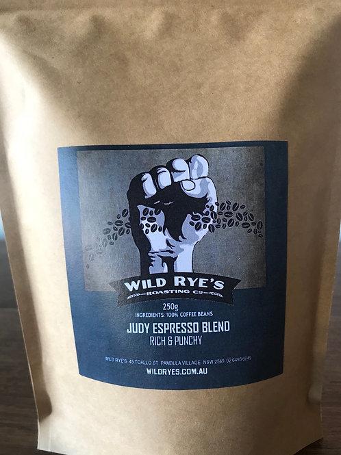 JUDY Espresso Blend - 250g