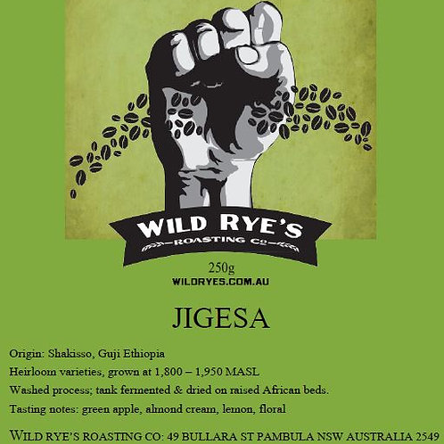 Jigesa - Single Origin
