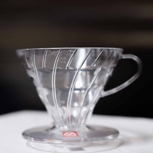 Hario V60 Two Cup Plastic