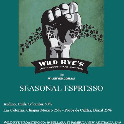 Seasonal Espresso