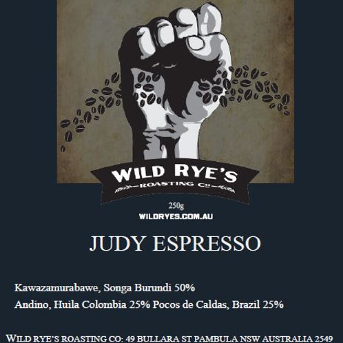 Judy Espresso