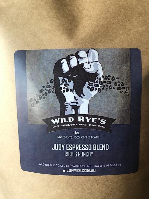JUDY Espresso Blend 1kg