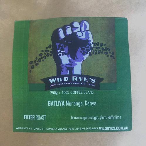 GATUYA, Kenya - Filter Roast - 250g