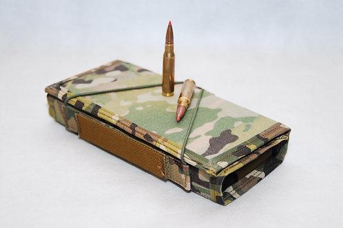 Пенал для патронов калибра 308, 7,62*54R, 300WM, 338LP