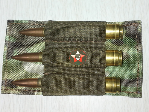 Патч для патронов на липучке