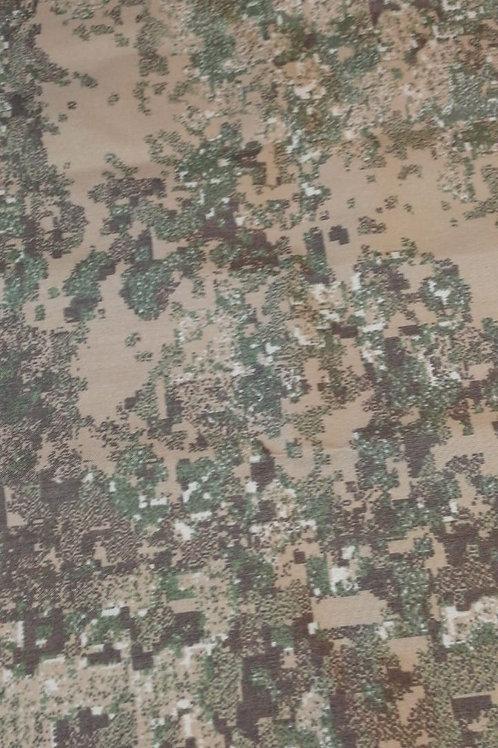 Ткань Pencott BadLands 500D Mil-Spec. Камуфляж для горной местности с кустарника