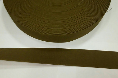 Текстильная резинка 50мм цв. Coyote brown (Финляндия)