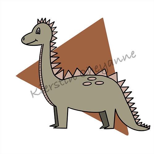 Spikey Dino