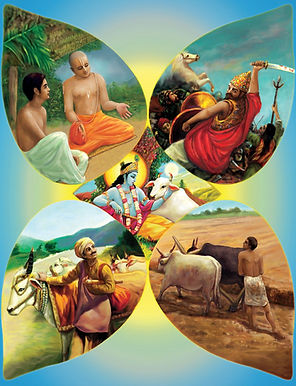 Four major eras of ancient Indian history