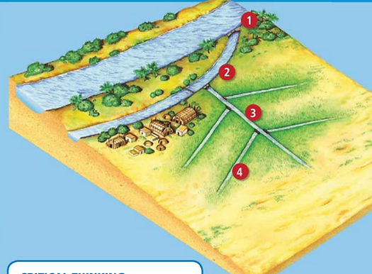 The Ancient Irrigation
