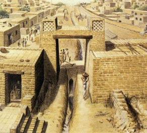 Indus valley civilization.