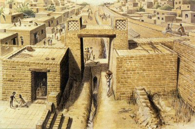 Indus valley civilization.