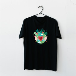Tshirt earth