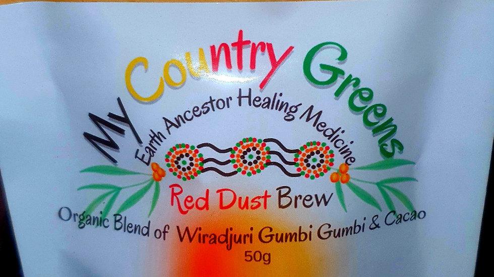 Red Dust Brew. (Earth Ancestors Medicine)
