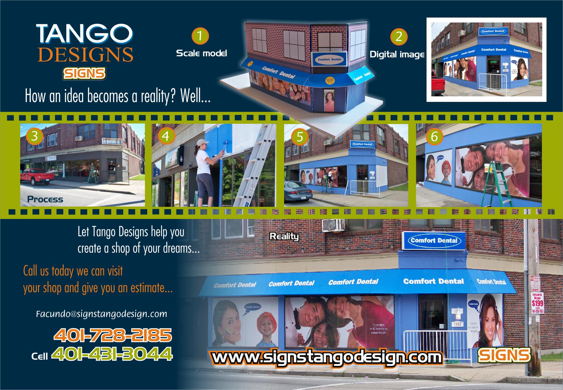 tango design postcard front 2010