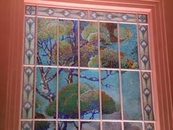 Mosaique de verre