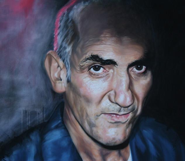 Paul Kelly Portrait
