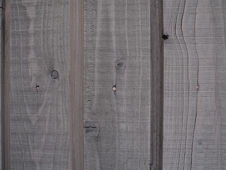 経年変化のある木の家とは