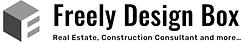 フリーリーデザインボックスロゴ