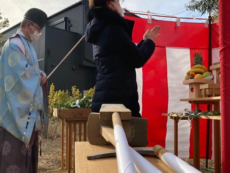 CSH24 鎌倉A-tic Haus 地鎮祭
