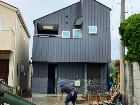 CSH23 逗子空の家 竣工