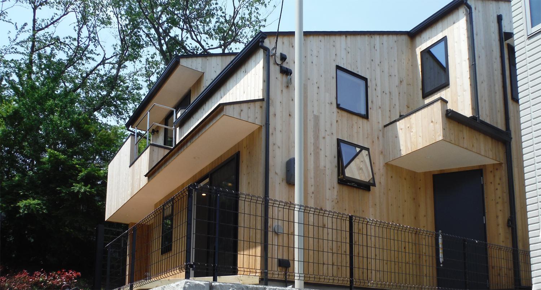 CSH02 借景の家 藤沢市今田