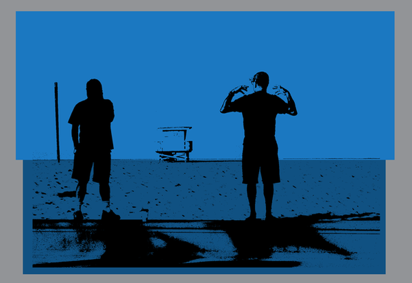 Two Beach Boys