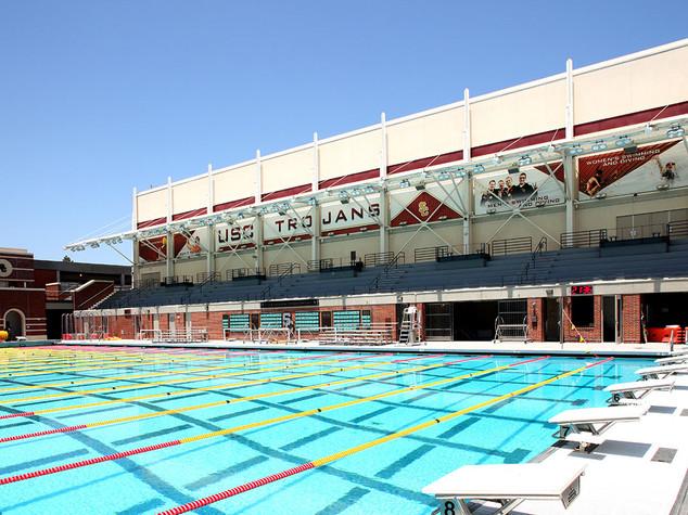 USC Aquatic Center Los Angeles