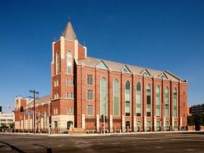 USC Fertitta Hall