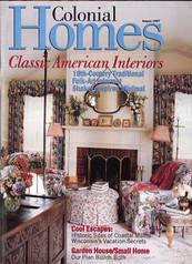 Colonial Homes Magazine