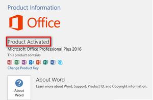 product key of microsoft office 2016 crack