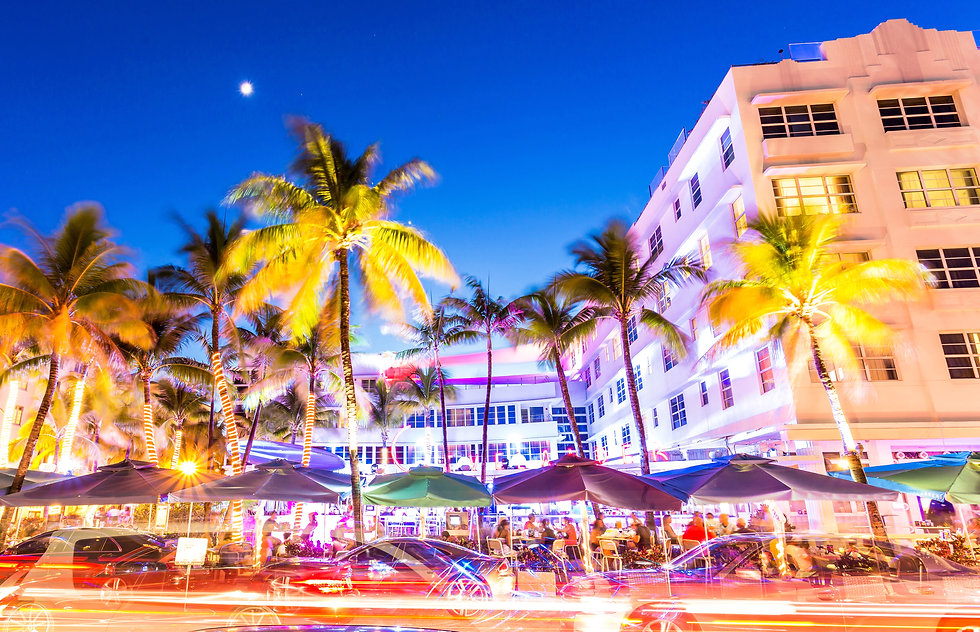 NIGTLIFE bars and clubs for fun in Marbella and Puerto Banus by night