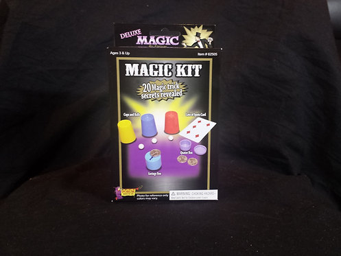 UNCLE MAJIC MAGIC KIT (20 TRICKS)